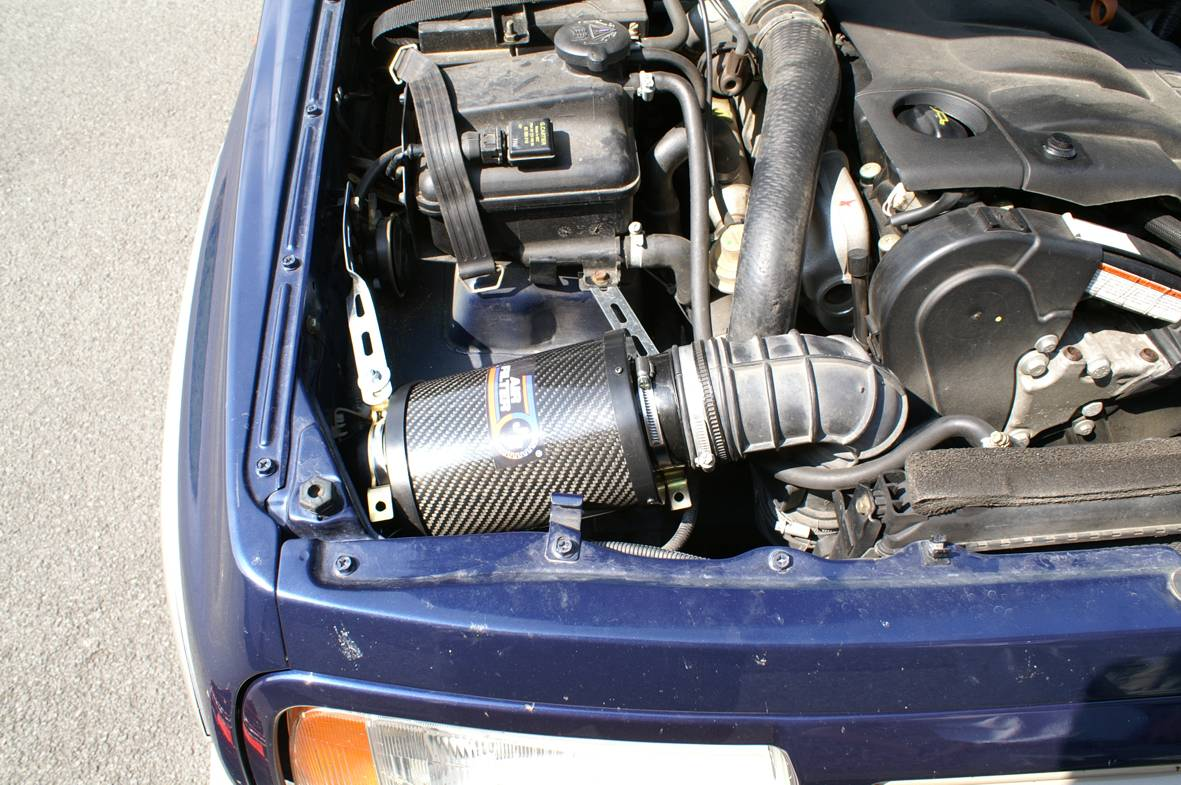 KIT BOITE A AIR CARBONE SUZUKI VITARA